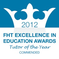 awards 2012 education commended